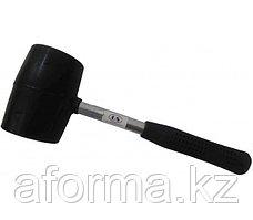 Молоток GS резиновый с железной ручкой 550г