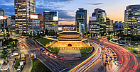 Автоперевозки   Сеул - Казахстан
