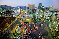Автоперевозки  Южная Корея  - Казахстан