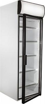 Холодильный шкаф со стеклянной дверью DM107-Pk