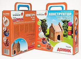 Конструктор Керамический BRICKMASTER Домик (99 деталей)