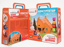 Конструктор Керамический BRICKMASTER Летний домик (243 детали)