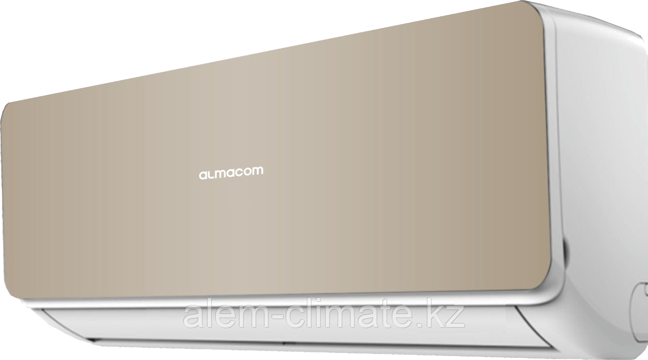 """Настенный кондиционер Almacom ACH-07G «GOLD» """"медная инсталляция"""" (18-20 кв.м.)"""