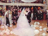 Волшебное Шоу мыльных пузырей на свадьбу в Павлодаре, фото 1