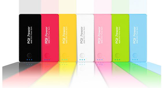 PQI Power Bank i-Power 5000C, 5000mAh