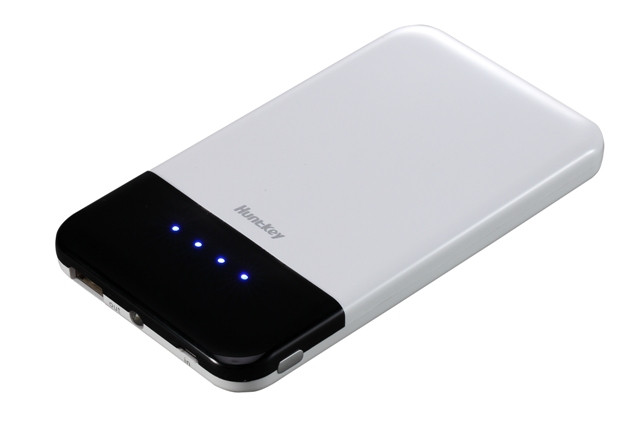 Huntkey Power Bank 6000mAh black