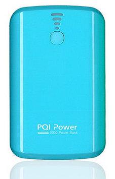 PQI Power Bank i-Power 9000T, 9000mAh Sky Blue