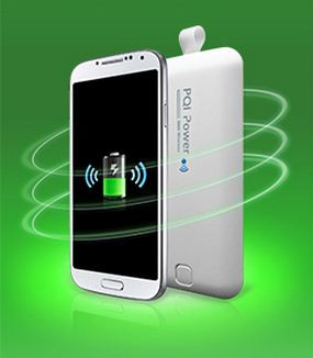 PQI i-Power  5000mAh Беспроводное зарядное устройство