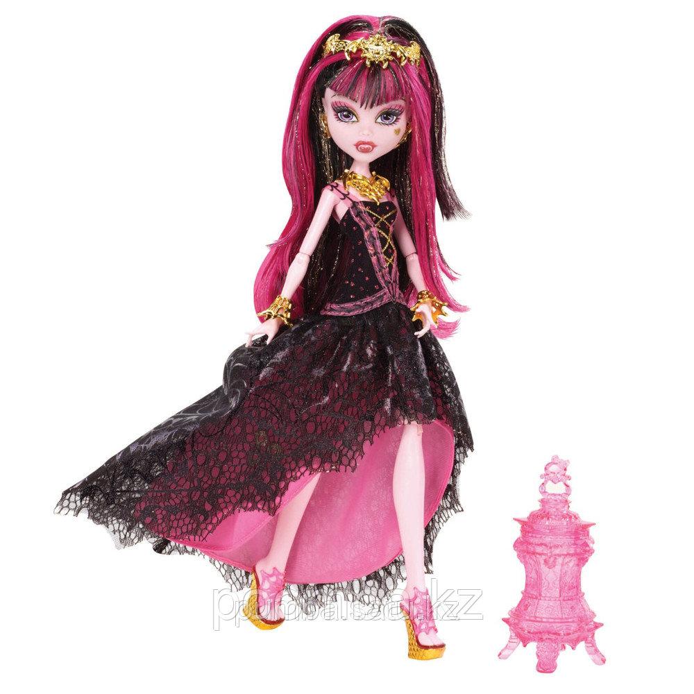 Monster High 13 Wishes - Дракулаура 13 Желаний