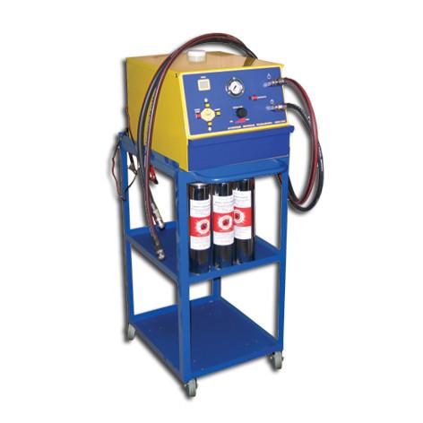 Установка для очистки и диагностики топливных систем впрыска SMC-2001 ED