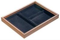 Вставка под драгоценности, древесина, бук 300х227х32мм, фото 1