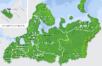 Жд перевозки запад России - Казахстан