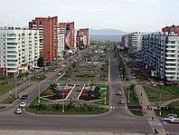 Жд перевозки  Братск - Казахстан