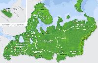 Авиаперевозки  запад России - Казахстан