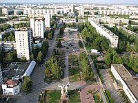 Авиаперевозки  Набережные Челны - Казахстан