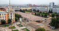 Авиаперевозки  Улан-Удэ - Казахстан