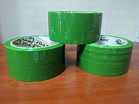 Зеленая клейкая лента