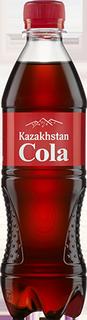 Kazakhstan Cola 0,5 л