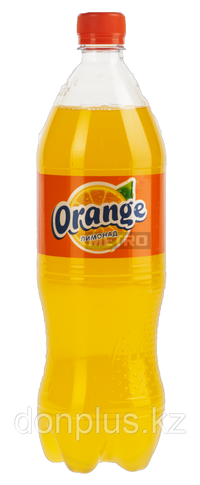 Лимонад Orange  1 л