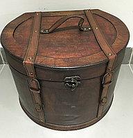 Гардеробная шляпная коробка