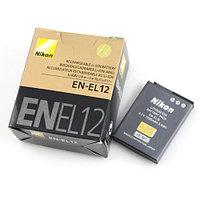 Аккумулятор Nikon EN-EL12, фото 1