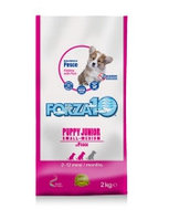 Cухой корм для щенков мелких пород Forza10 Puppy Junior Small/Medium Pesce (рыба)
