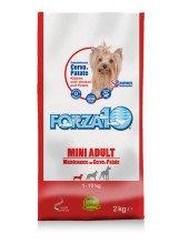 Forza10 Mini Maintenance Cervo/Patate (оленина/картофель) сухой корм для взрослых собак мелких пород