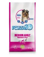 Сухой корм для взрослых собак средних пород Forza10 Medium  Maintenance Pesce (рыба)
