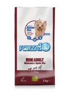Forza10 Maintenance Agn/Riso Small/Medium (ягнёнок и рис) сухой корм для взрослых собак мелких и средних пород