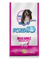 Сухой корм для взрослых собак крупных пород Forza10 Maxi Maintenance  Pesce (рыба)