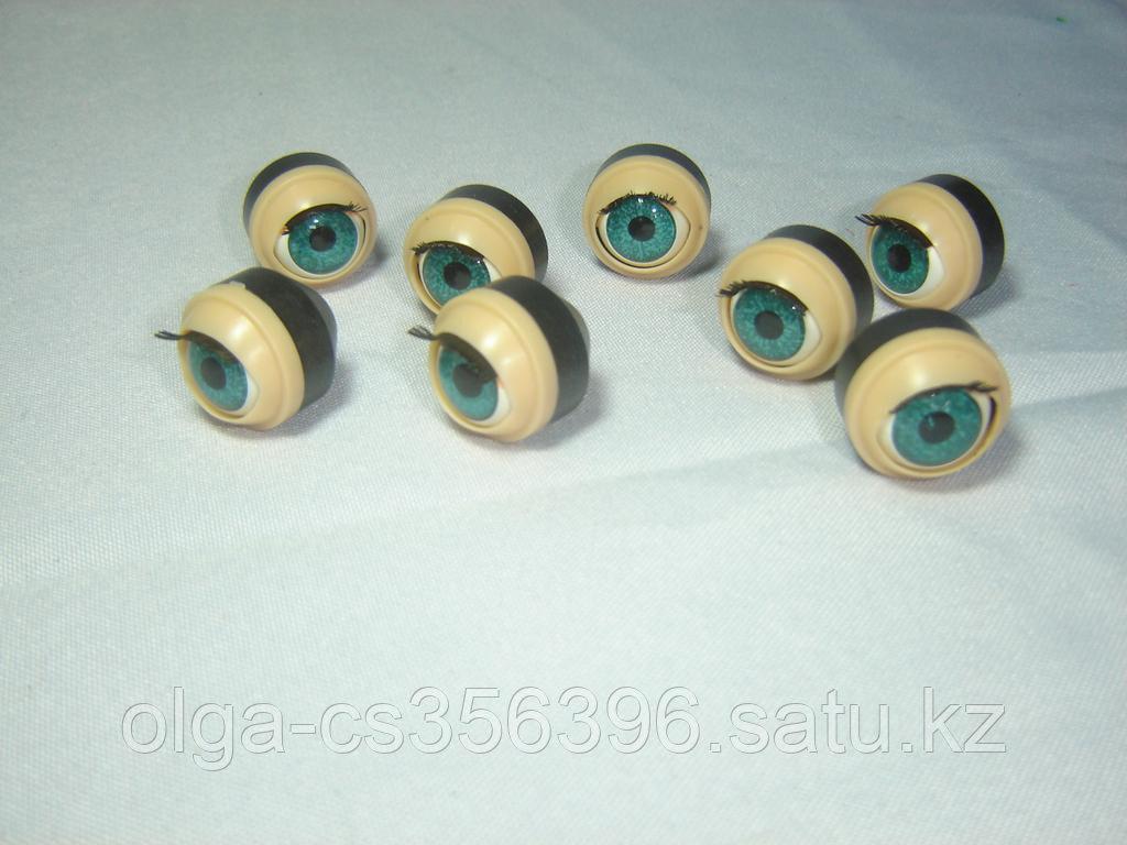 Глазки с веком открывающиеся. 22 мм. Creativ 1184 - 1