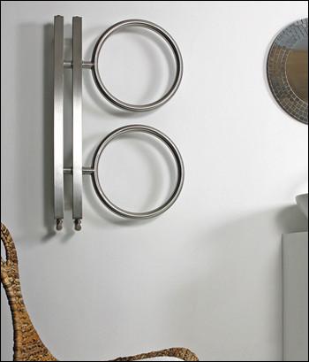 Дизайн-полотенцесушитель CASTOR 500*850-300W электрический - фото 1