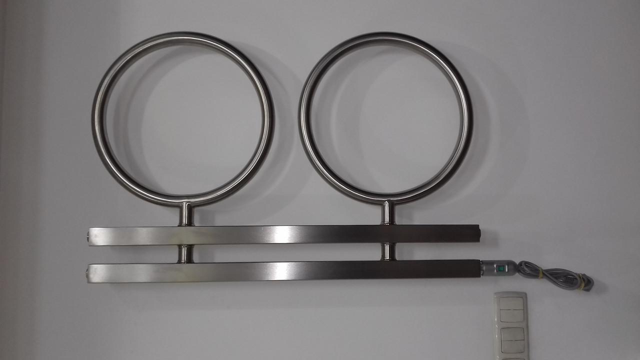 Дизайн-полотенцесушитель CASTOR 500*850-300W электрический - фото 2