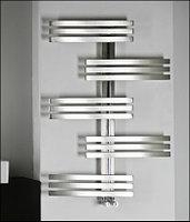 Дизайн-полотенцесушитель MAGMA 700*1000-600W электрический