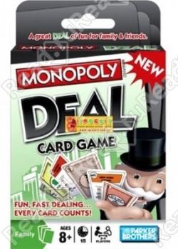 Hasbro games Монополия мини
