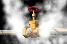 Поддержание температуры в трубопроводе с горячей водой