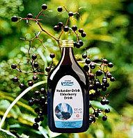 Простудные заболевания, заболевания почек, сухой кашель, избыточный вес-Бузинный напиток