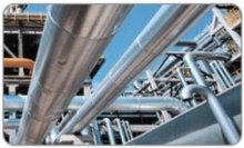 Поддержание температуры в паропроводах