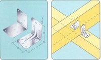 Соединитель угловой BMF-Simpson ABR70 (07070)