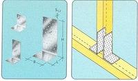 Соединитель угловой BMF-Simpson ANP258880 (08888)