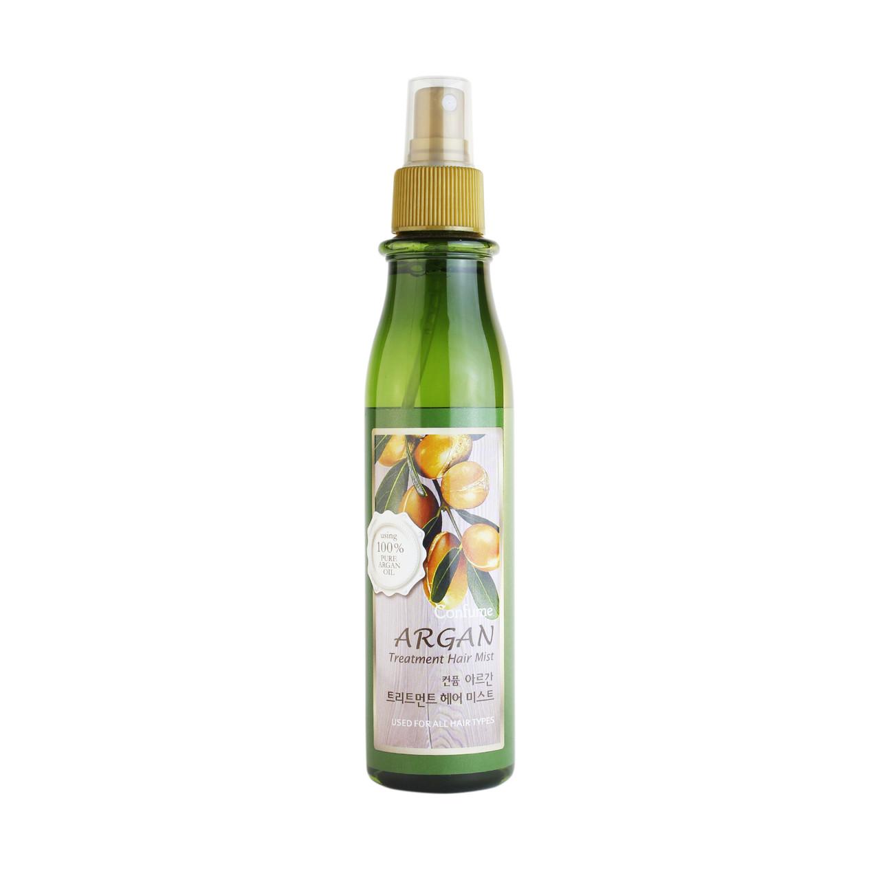 Welcos Спрей-мист для волос с аргановым маслом Confume Argan Treatment Hair Mist / 200 мл.