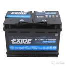 Аккумулятор Exide EK 800 AGM   80 Ah