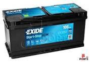 Аккумулятор Exide EK 1050 AGM   105 Ah