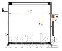 Радиатор кондиционера FORD EXPLORER 02-10
