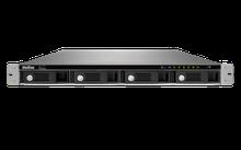 QNAP VS-4108U-RP Pro+ IP-видеорегистратор сетевой, 8 каналов для записи видео, 4 отсека для HDD