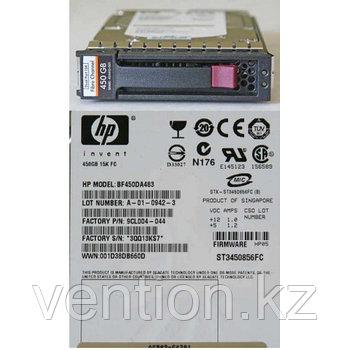 450 GB HDD HP (Seagate) Cheetah 15K.6 450Gb (U4096/15000/16Mb) 40pin DP Fibre Channel