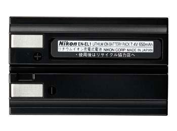 Аккумулятор Nikon EN-EL1, фото 2