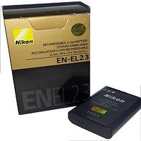 Аккумулятор Nikon EN-EL23, фото 1