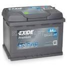 Аккумулятор Exide EA 640   64Ah