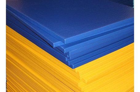 Покрышка для борцовского ковра, одноцветный 4х4м, фото 2